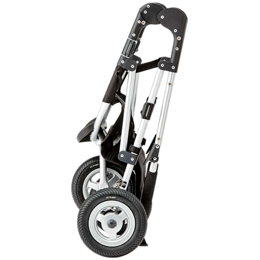 Dome 2 Standard Pet Stroller: Black (M)