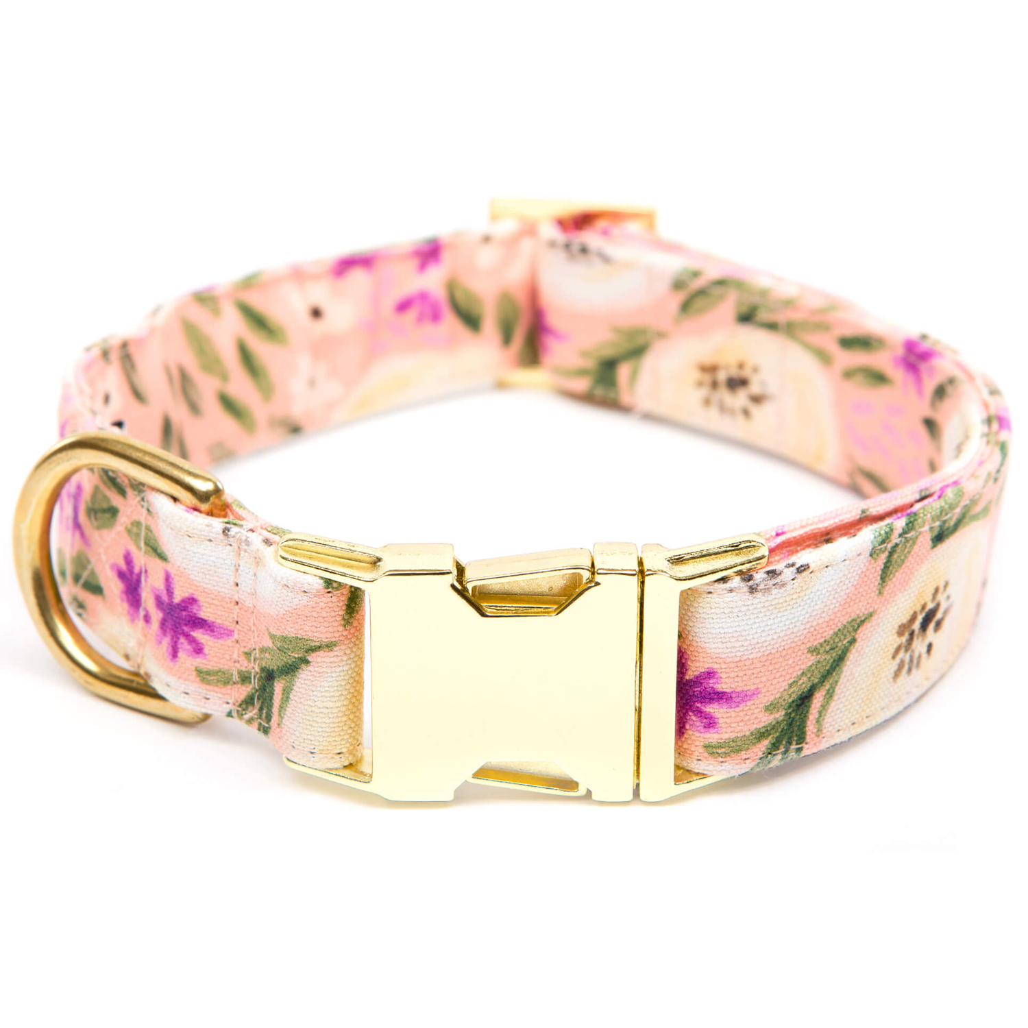 Harper Floral Dog Collar