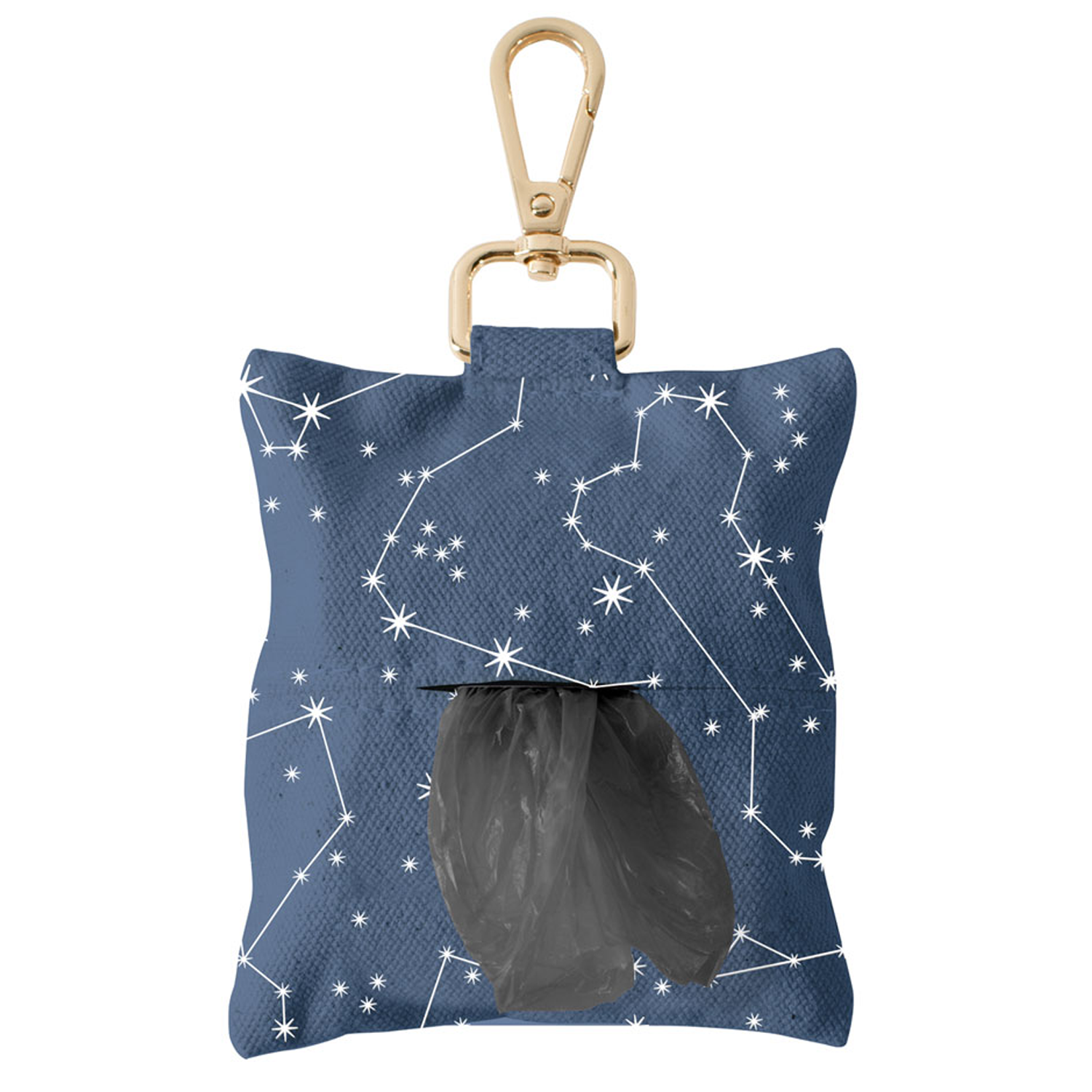 Celestial Canvas Poop Bag Dispenser