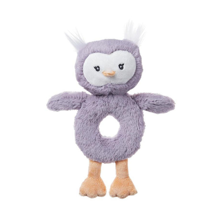 Pet Boutique - Dog Toys - Owl Rattle Dog Toy