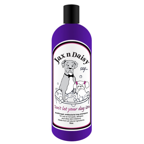 Don't Let Your Dog Itch Shampoo