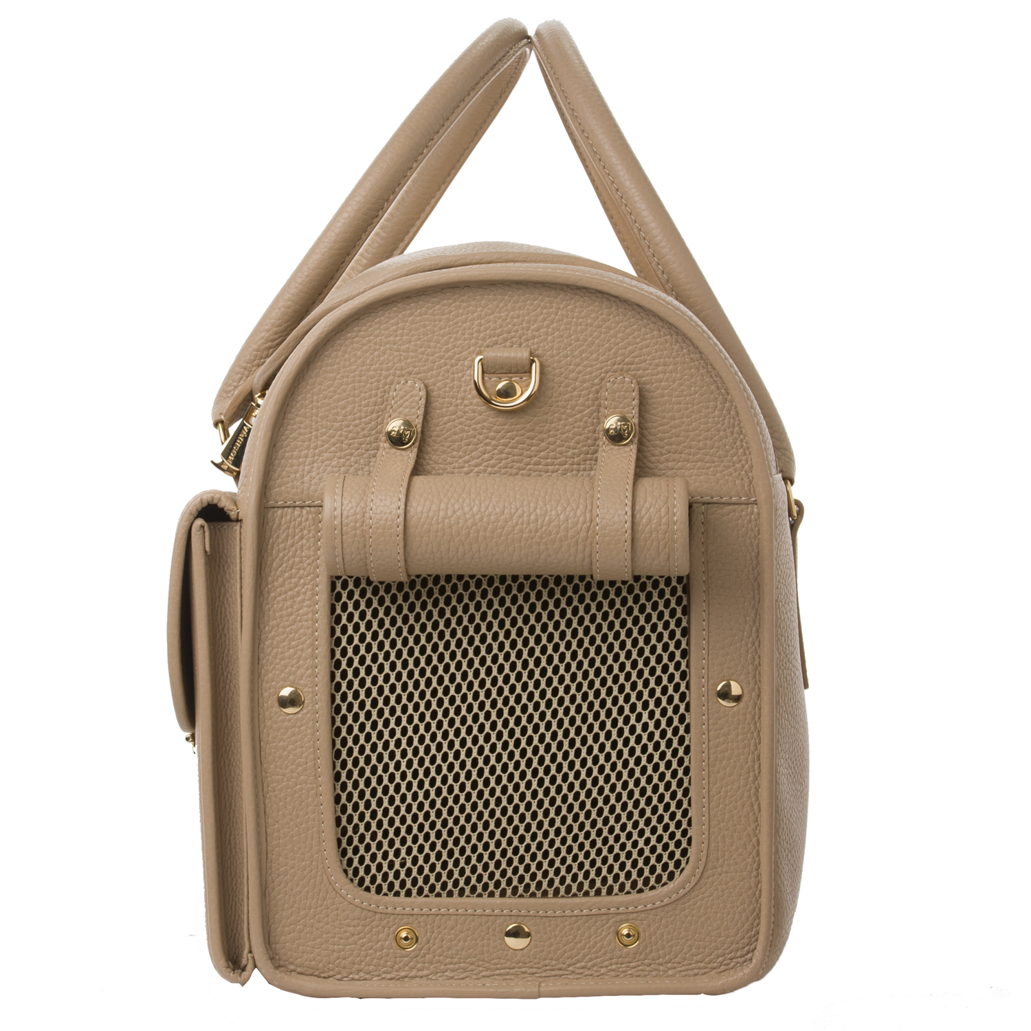 Wonder Nest Dog Carrier: Beige