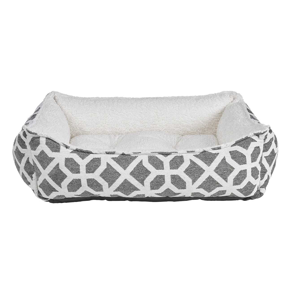Palazzo Scoop Dog Bed: Dusk
