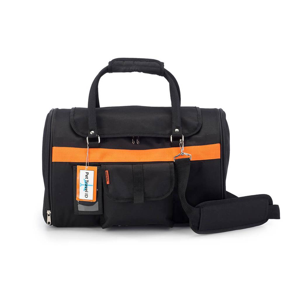 Pet Boutique - Dog Carrier - Hideaway Duffel Pet Carrier