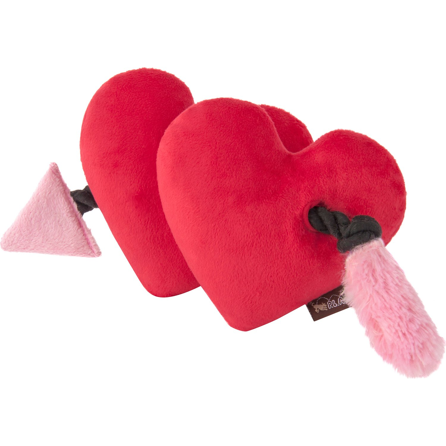 Fur-Ever Hearts Dog Toy