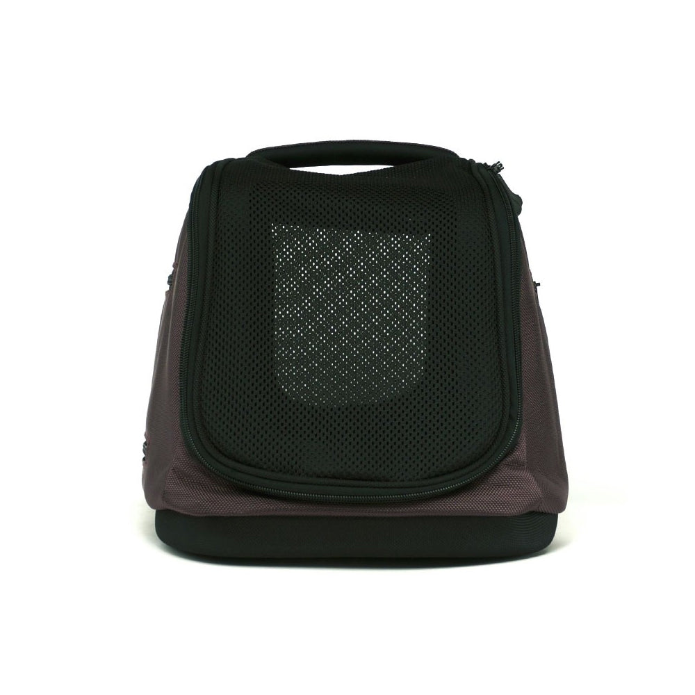 Air Pet Carrier: Chocolate