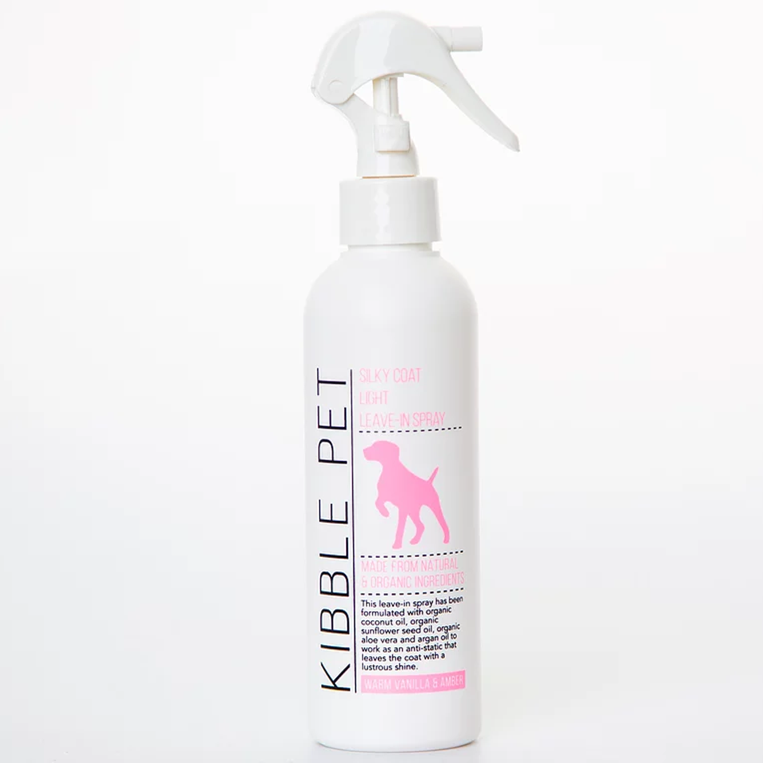 Silky Coat Leave-In Dog Spray