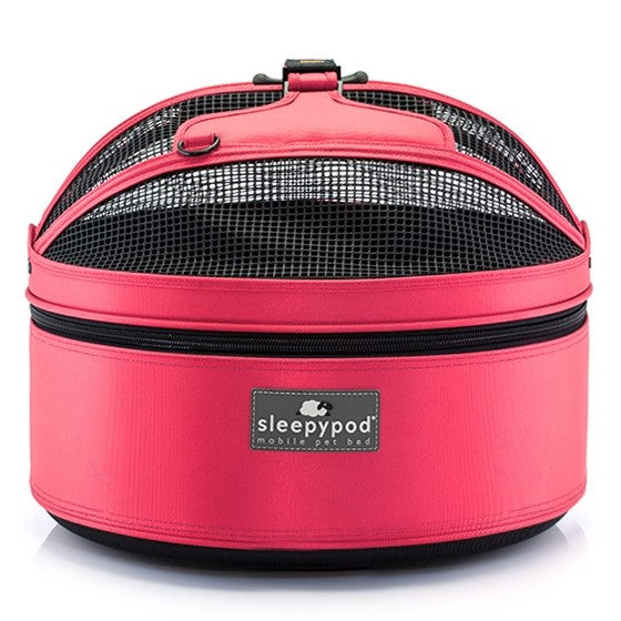 SleepyPod Pet Carrier: Pink