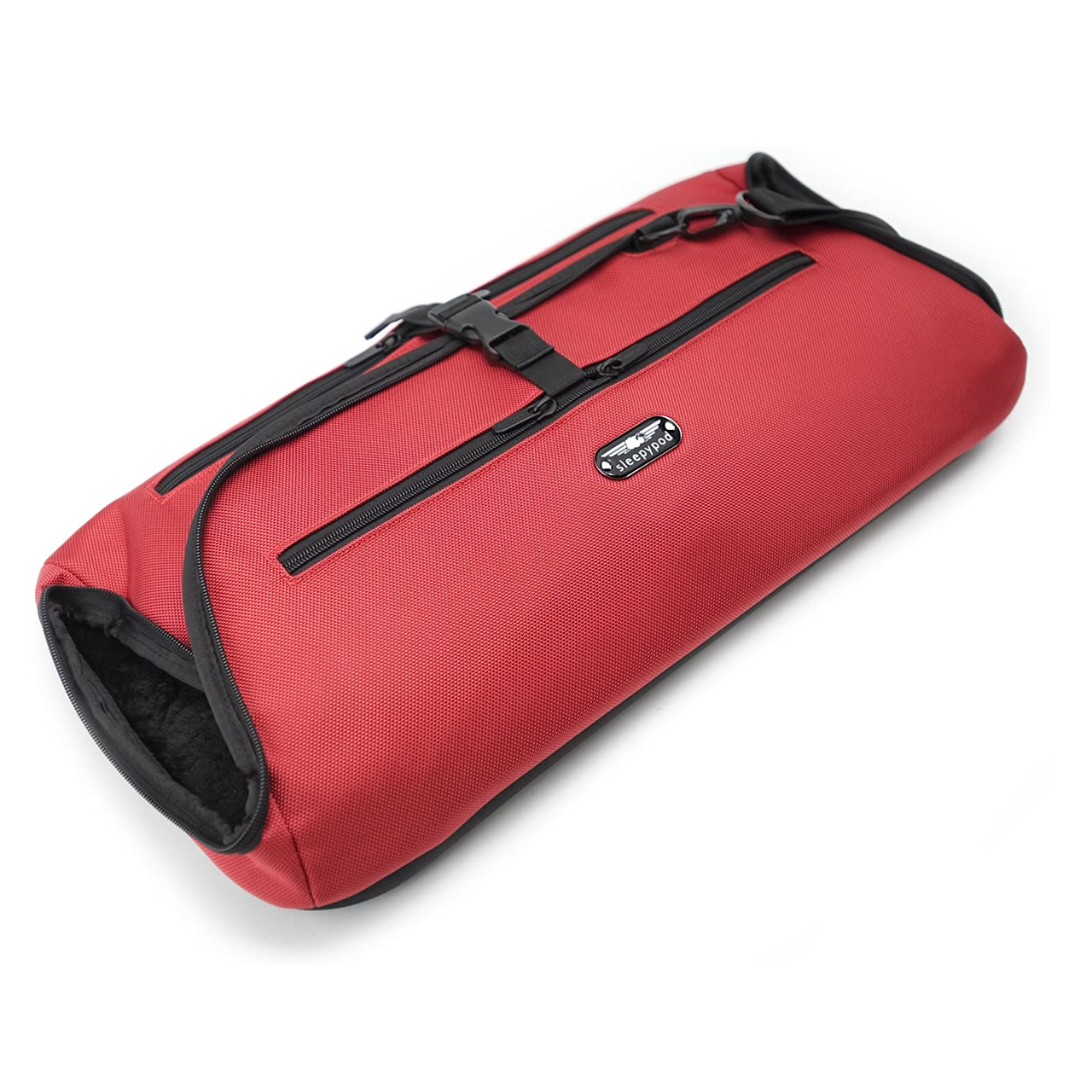 Air Pet Carrier: Strawberry Red