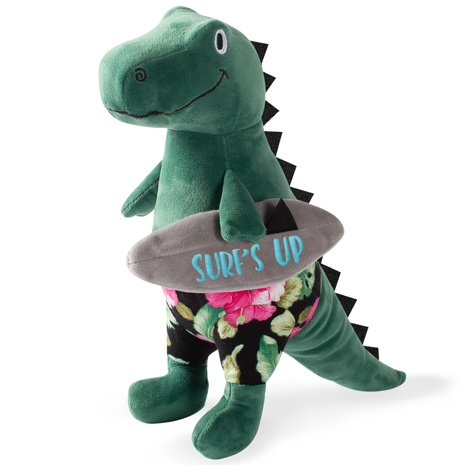 Surfer Bro Rex Dog Toy