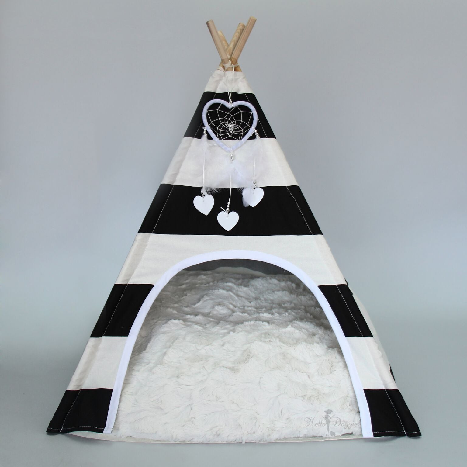 Sweet Dreams Teepee Dog Tent
