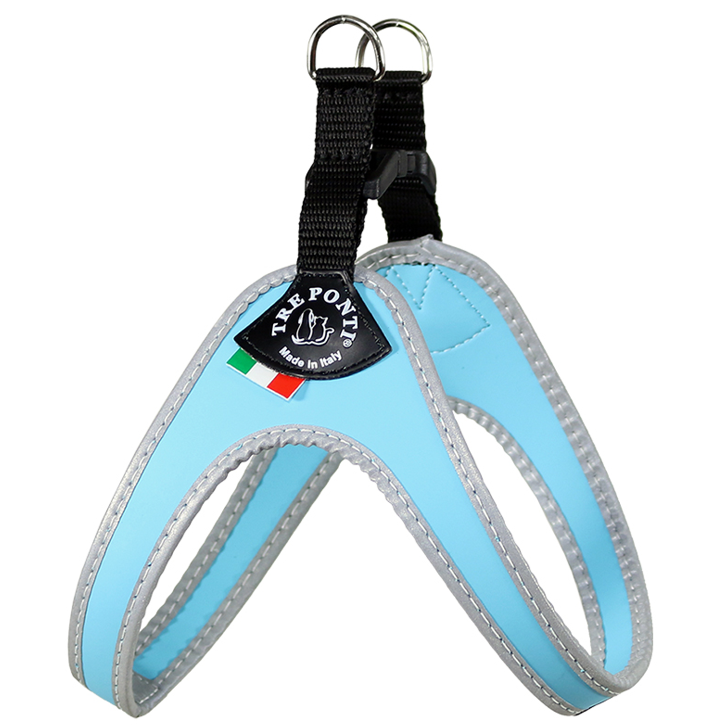 Blue Buckle Dog Harness