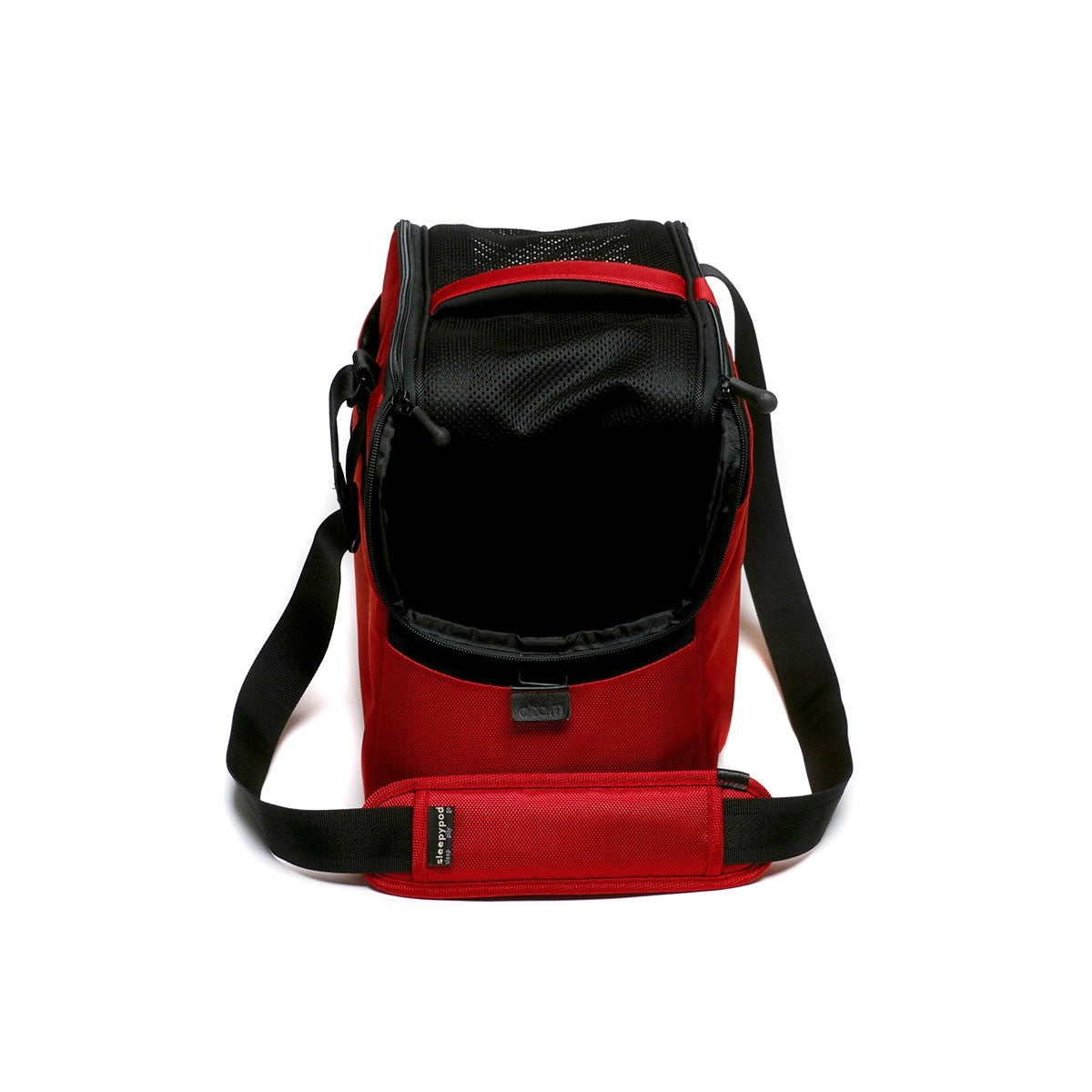 Atom Pet Carrier: Strawberry Red