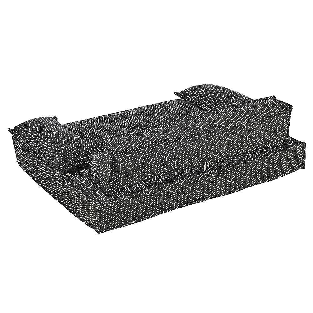 Scandinave Pet Sofa: Cosmic Grey