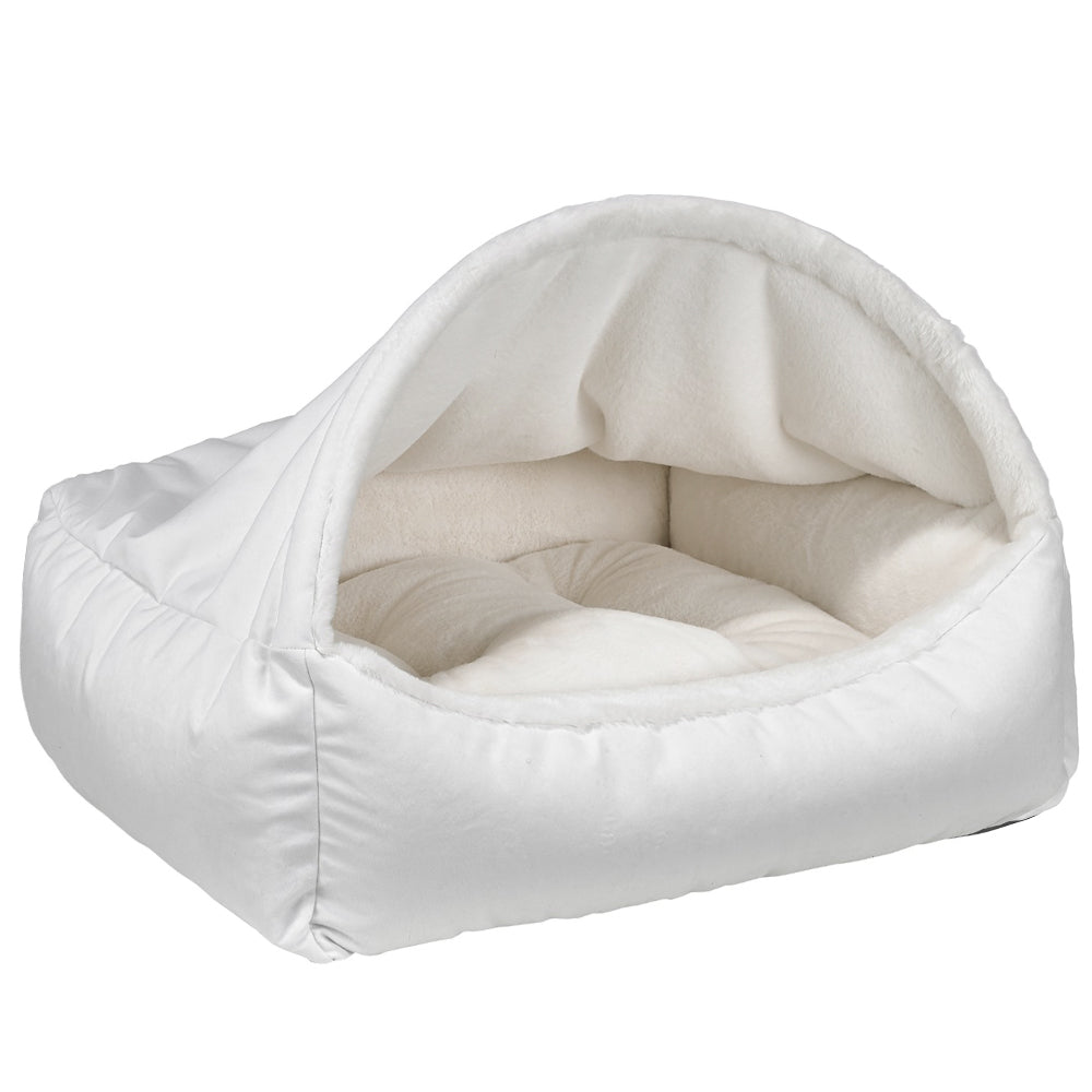 galaxy Dog Bed:White