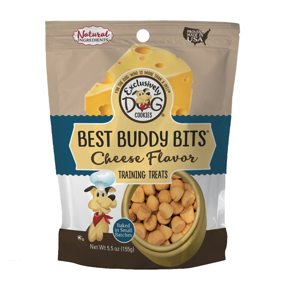 Buddy Bits: Cheese