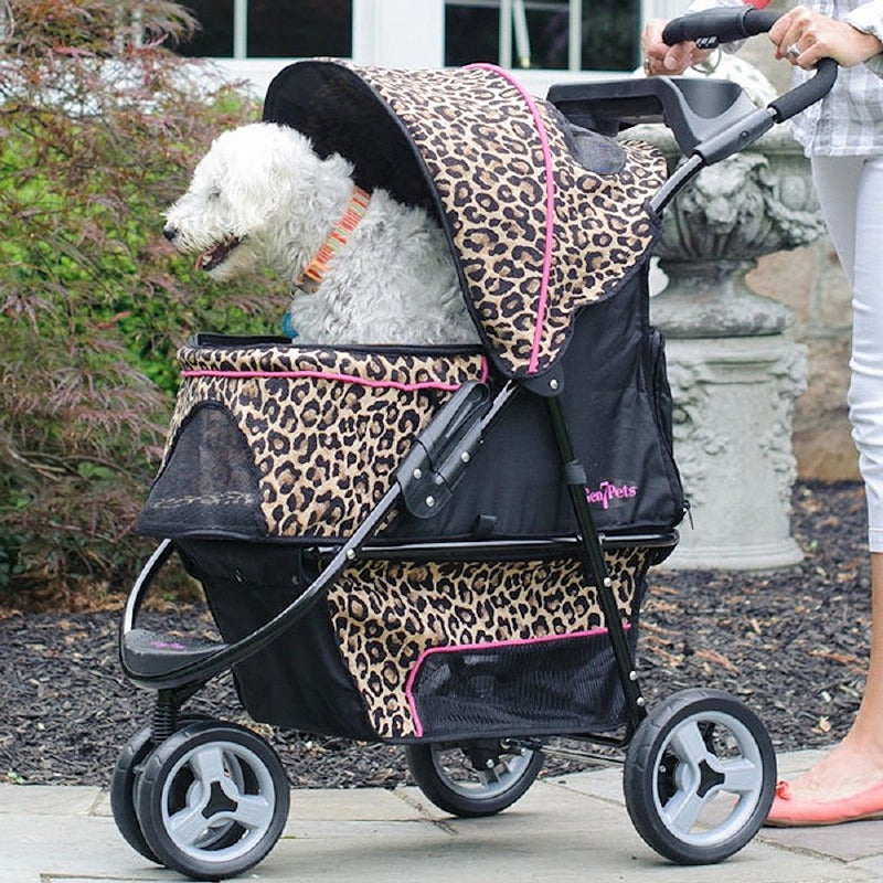 Promenade Pet Stroller: Cheetah