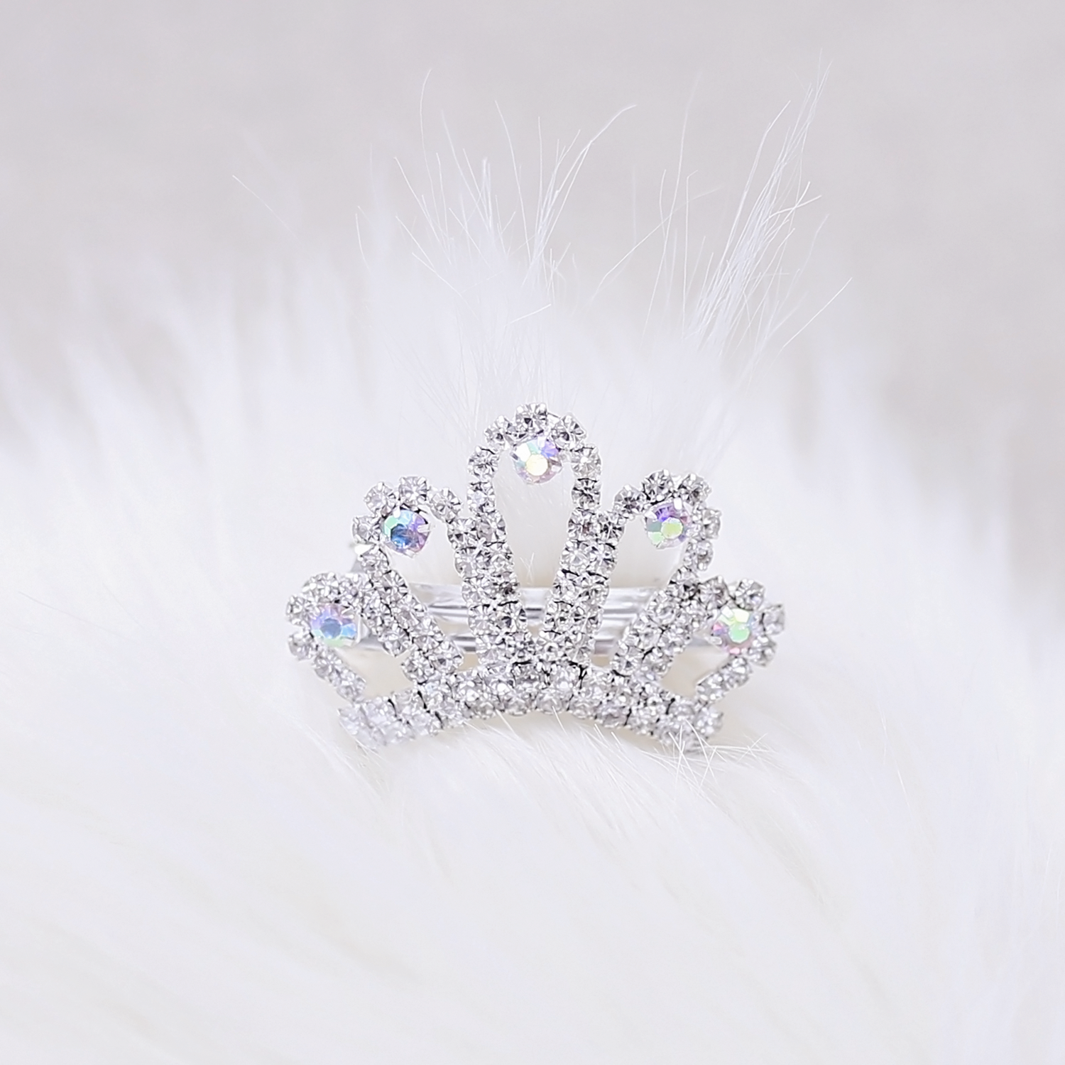 Dog Barrette - Royal Crown Dog Barrette