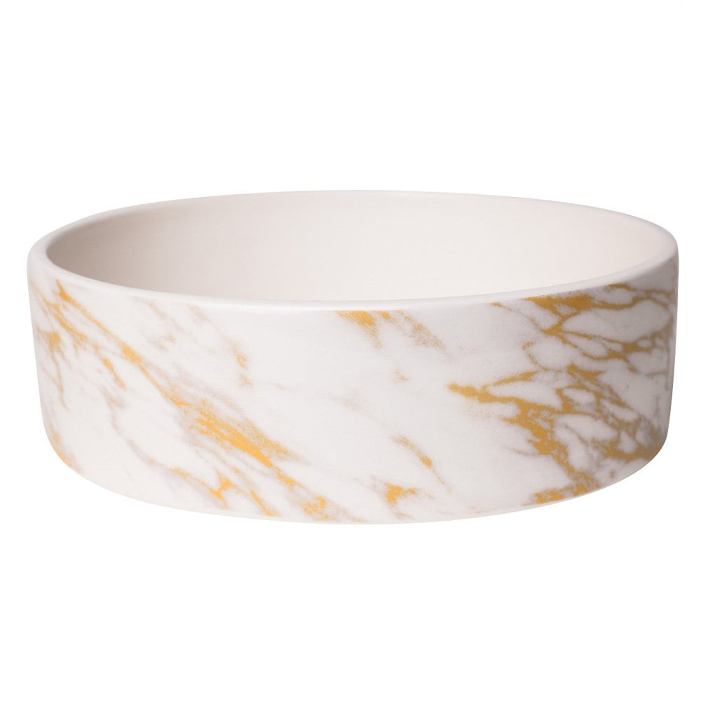 Pet Boutique - Dog Bowls - Daze Marble Dog Bowl
