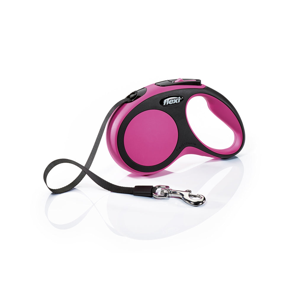 Flexi Comfort Leash: Pink