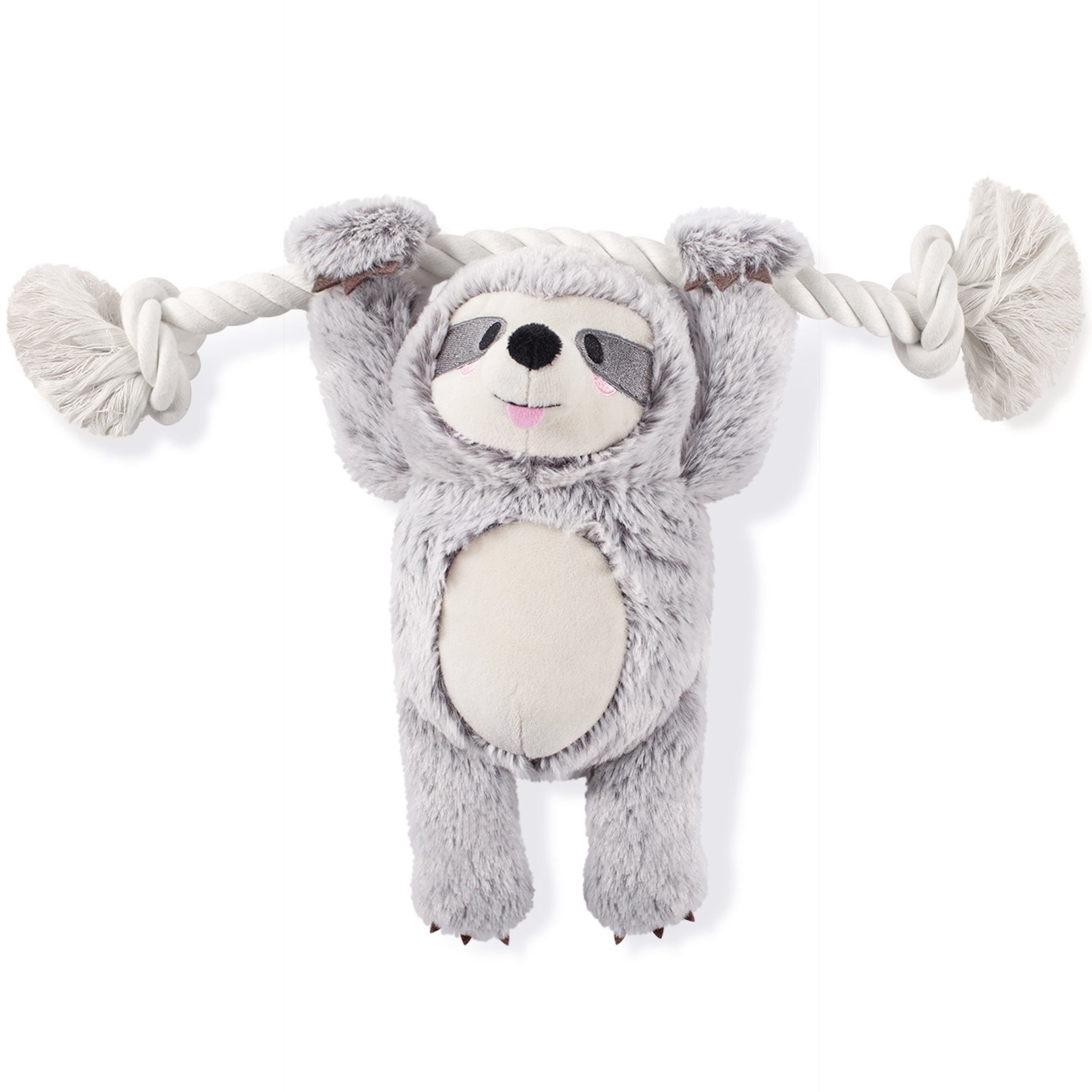 Girlie Sloth Dog Toy