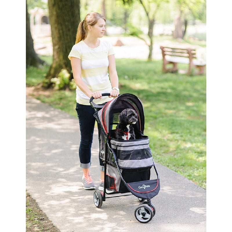 Regal Pet Stroller: Grey Shadow