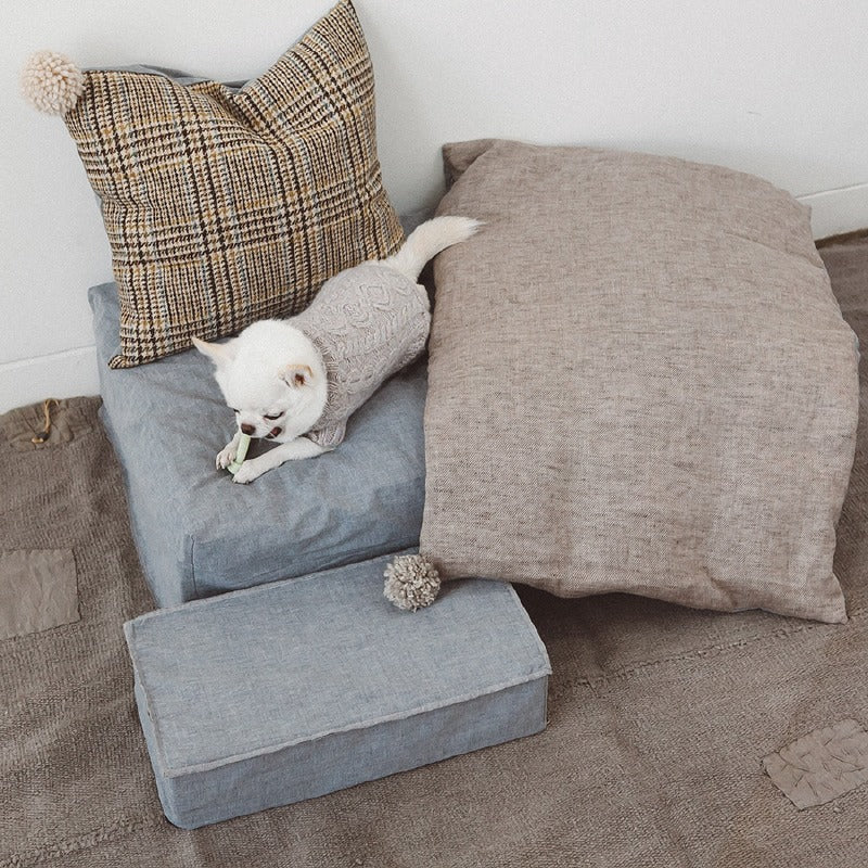 Organic Heavenly Dog Bed