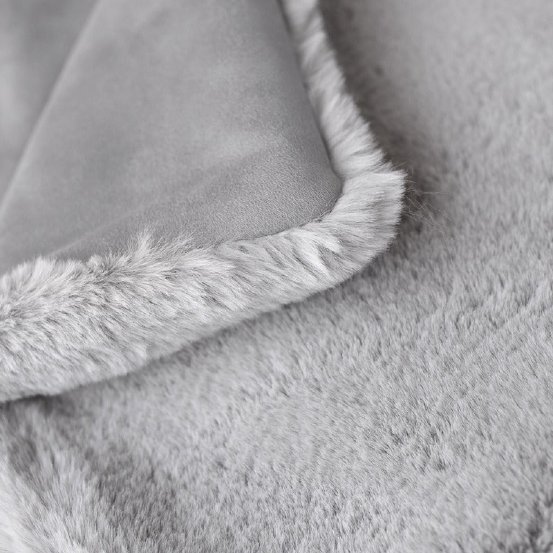 Divine Dog Blanket: Grey