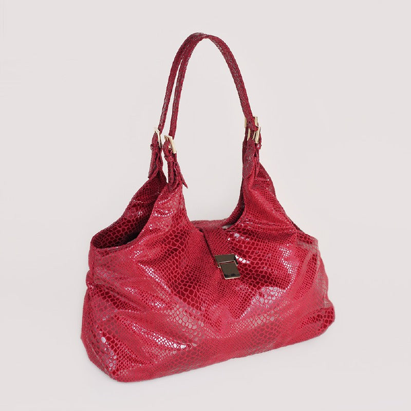 Venetian Luxury Pet Carrier: Red