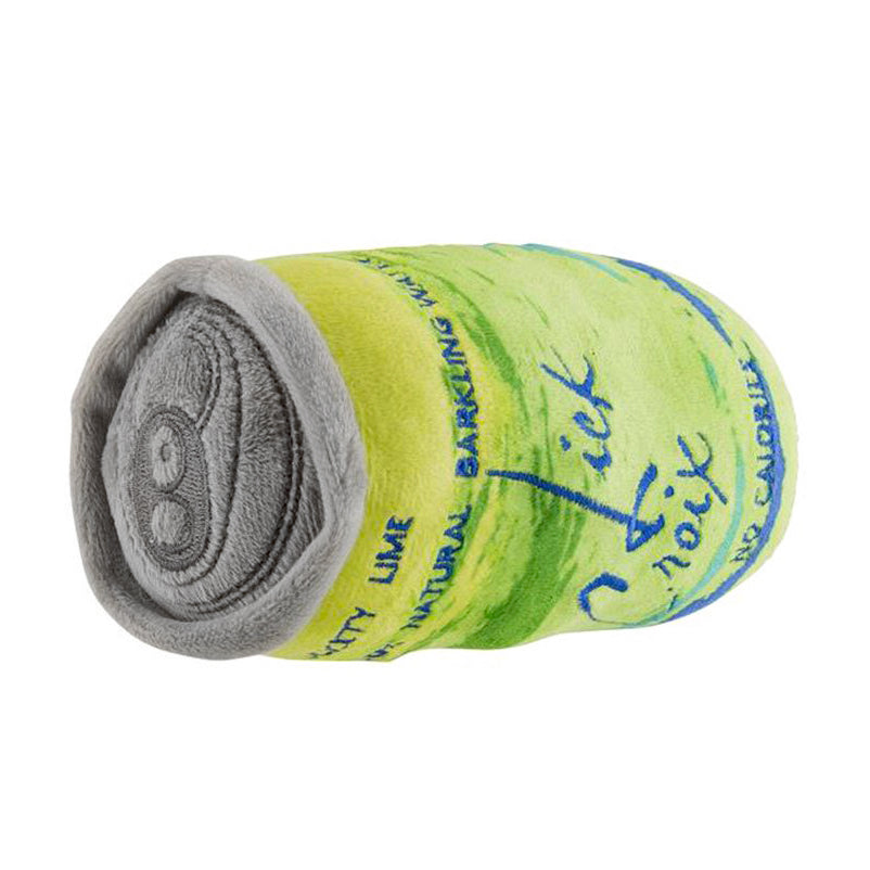 LickCroix Dog Toy: Lickety Lime