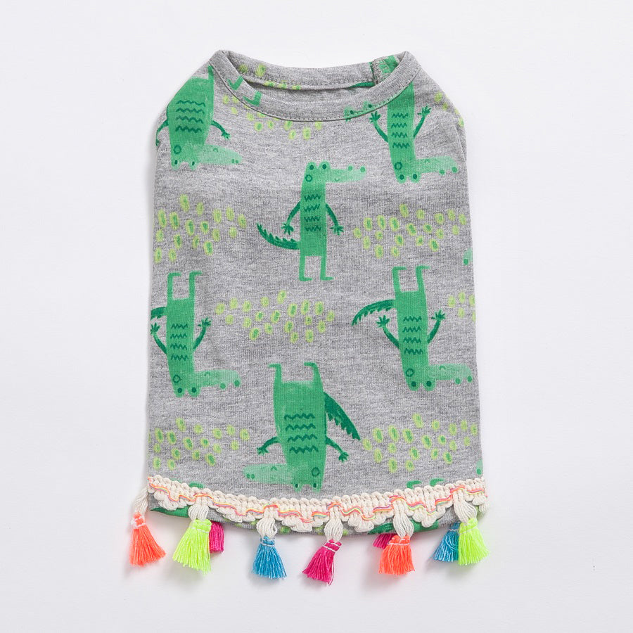 Tropical Dog Tee