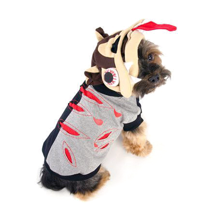Mad Dog Pet Costume