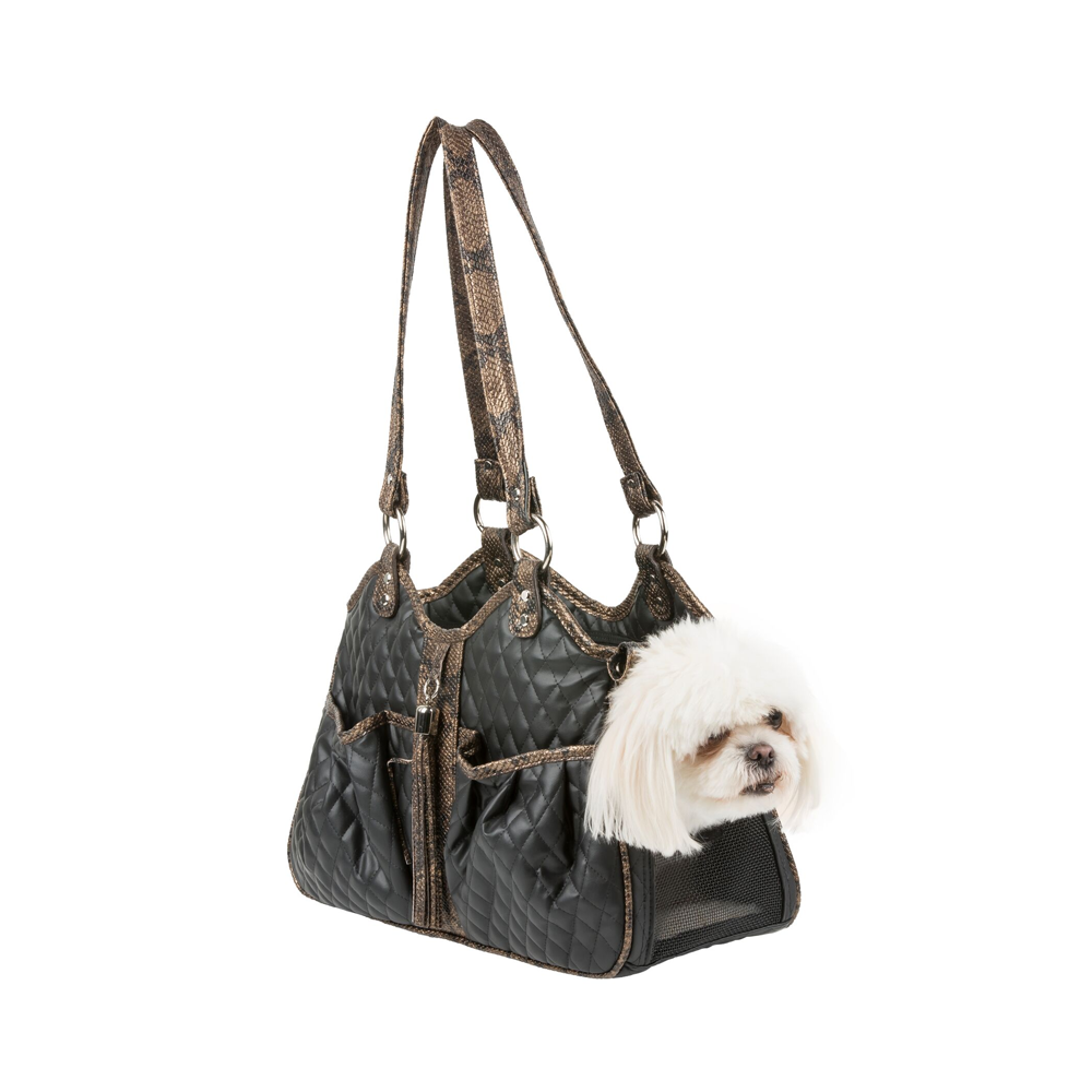 Metro Classic Pet Carrier: Honey Snake