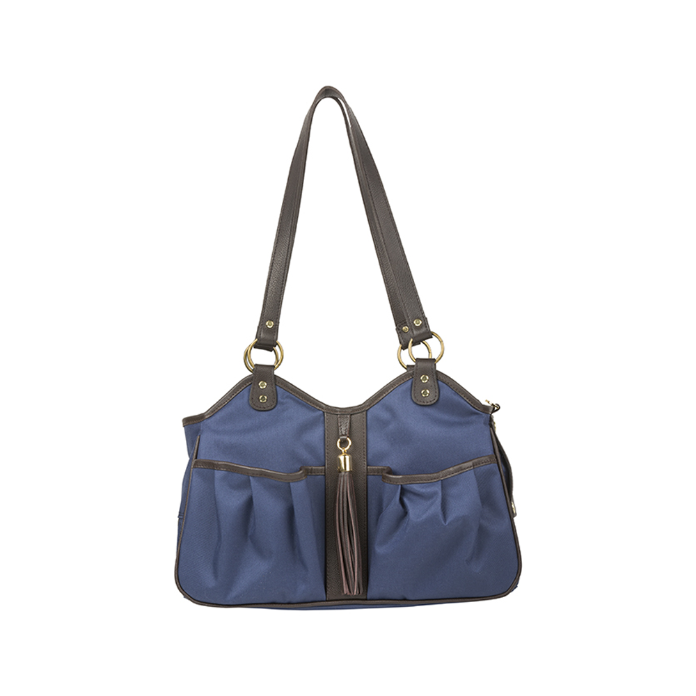 Metro Classic Pet Carrier: Navy