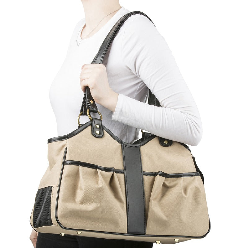 Metro Pet Carrier: Khaki