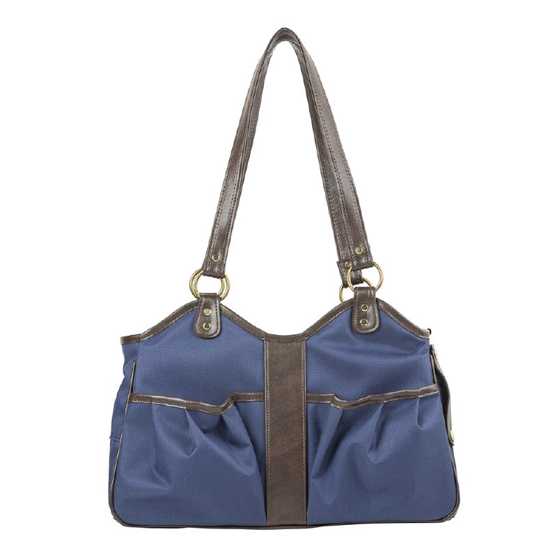 Metro Pet Carrier: Navy