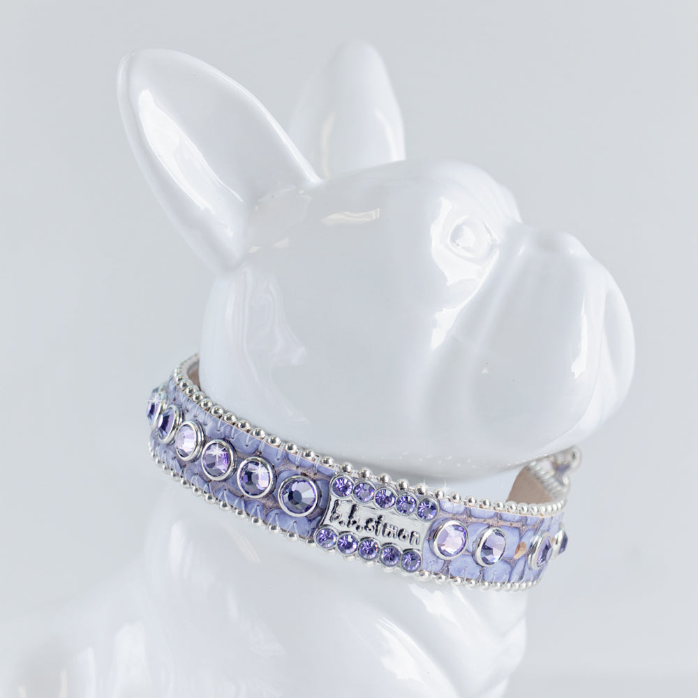 B.B Simon Dog Collar: Missandei