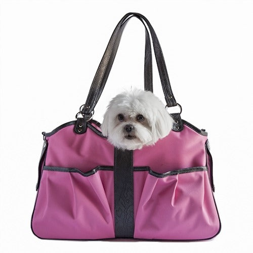 Metro Pet Carrier: Pink