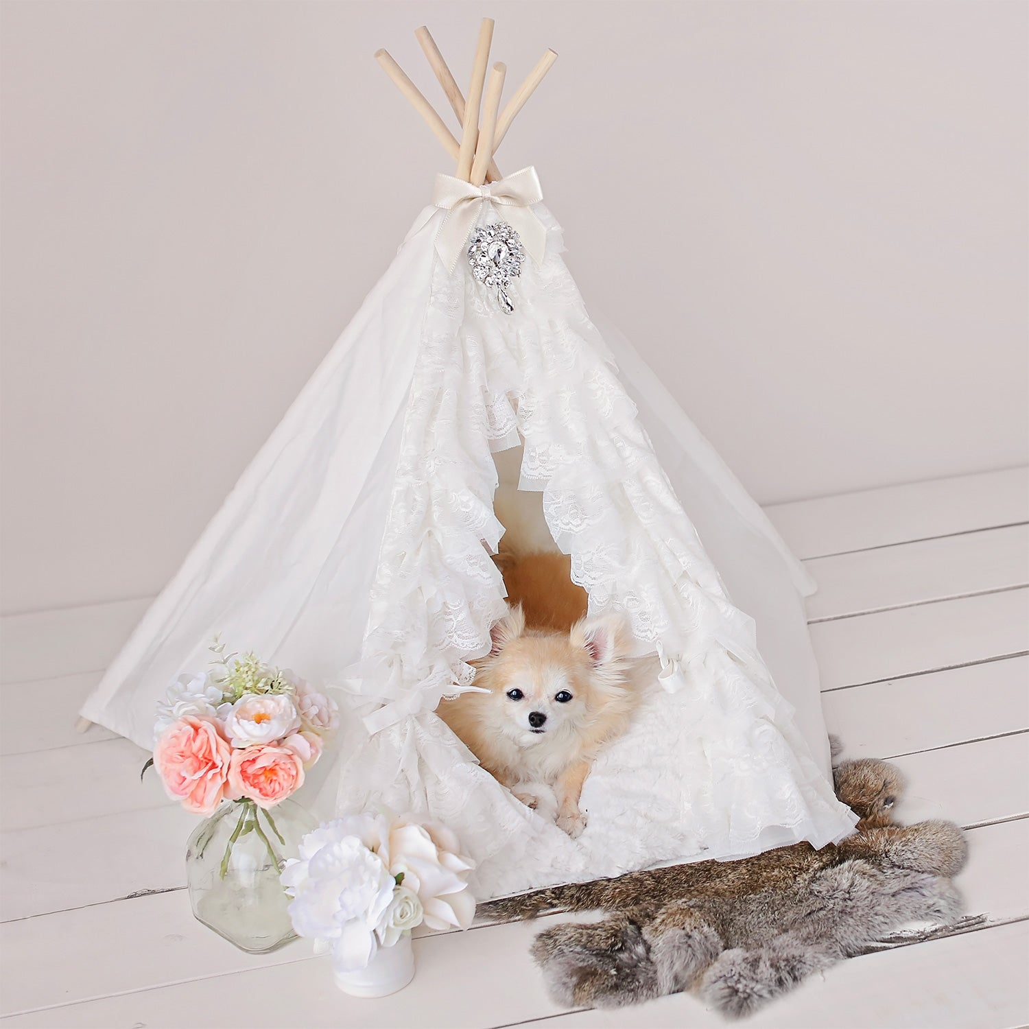 Lullaby Tent Dog Bed