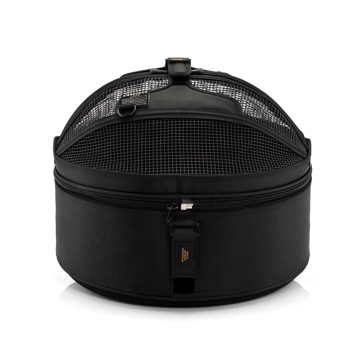 SleepyPod Pet Carrier: Black