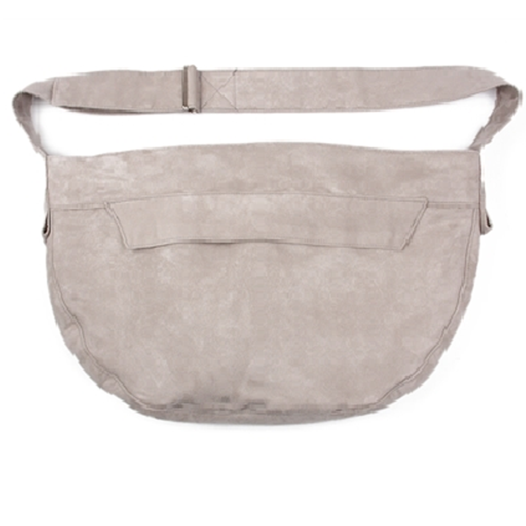 Luxe Suede Cuddle Pet Carrier: Doe