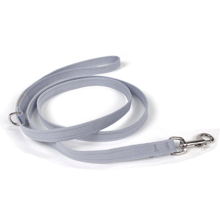 Ultrasuede Pet Leash: 4ft