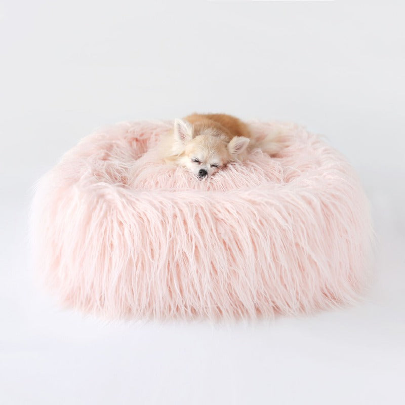 Pet Boutique - Dog Beds - Yak Faux Fur Dog Bed