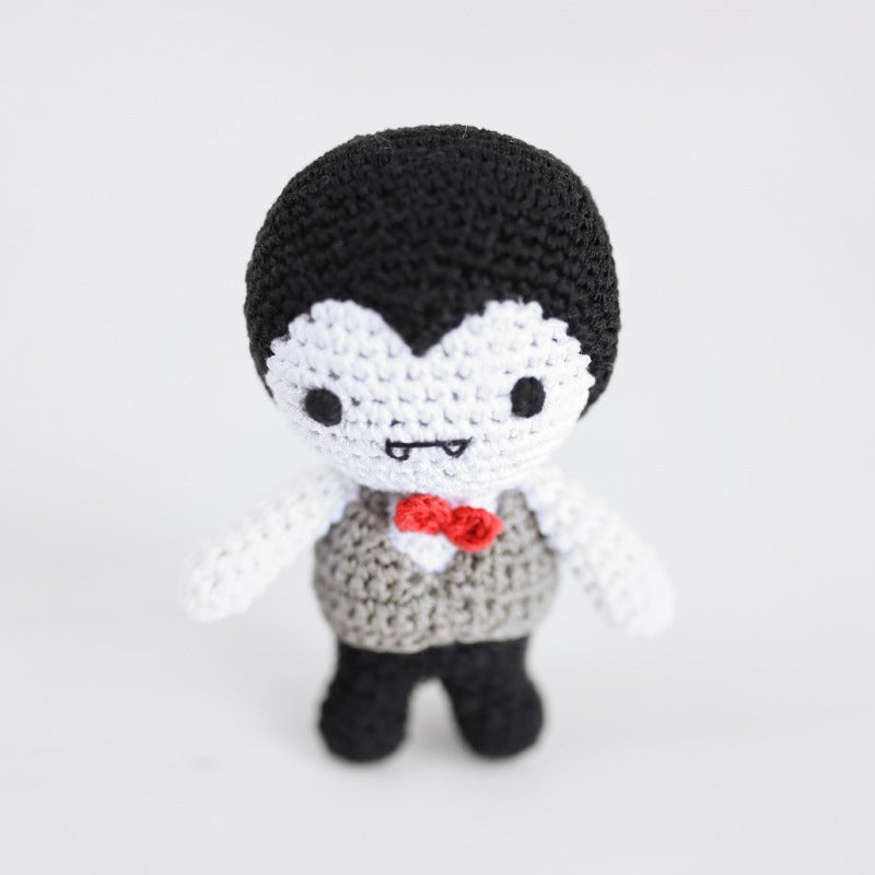 Pet Boutique - Dog Toys - Crochet Dracula Dog Toy