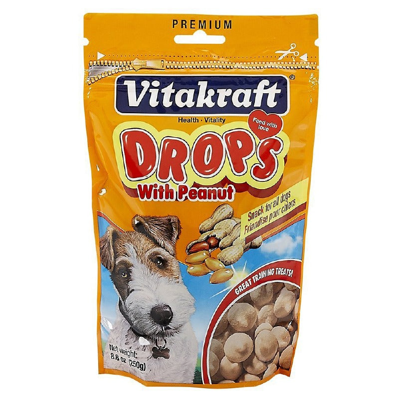 Vitakraft Peanut Butter Drops