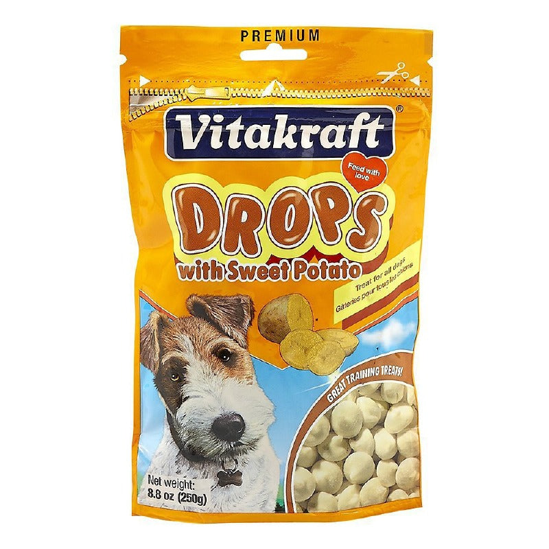 Vitakraft Sweet Potato Drops
