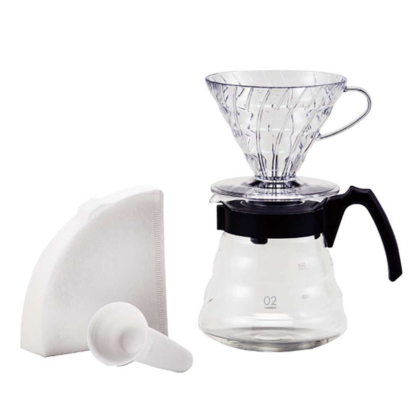 Hario V60 02 craft coffee maker pour over specialkaffe