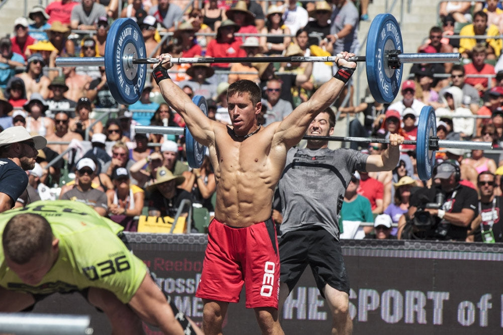 2013 Crossfit Games Competitor Raves about Oxygen
