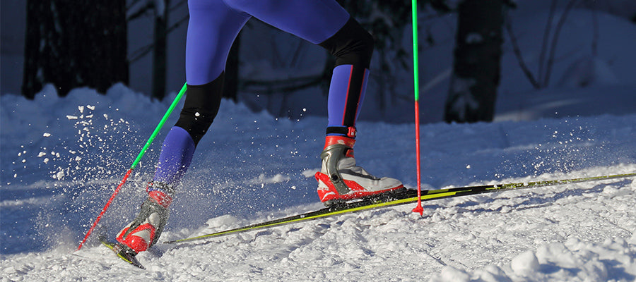 Does hyperoxic recovery during cross-country skiing team sprint enhance performance?