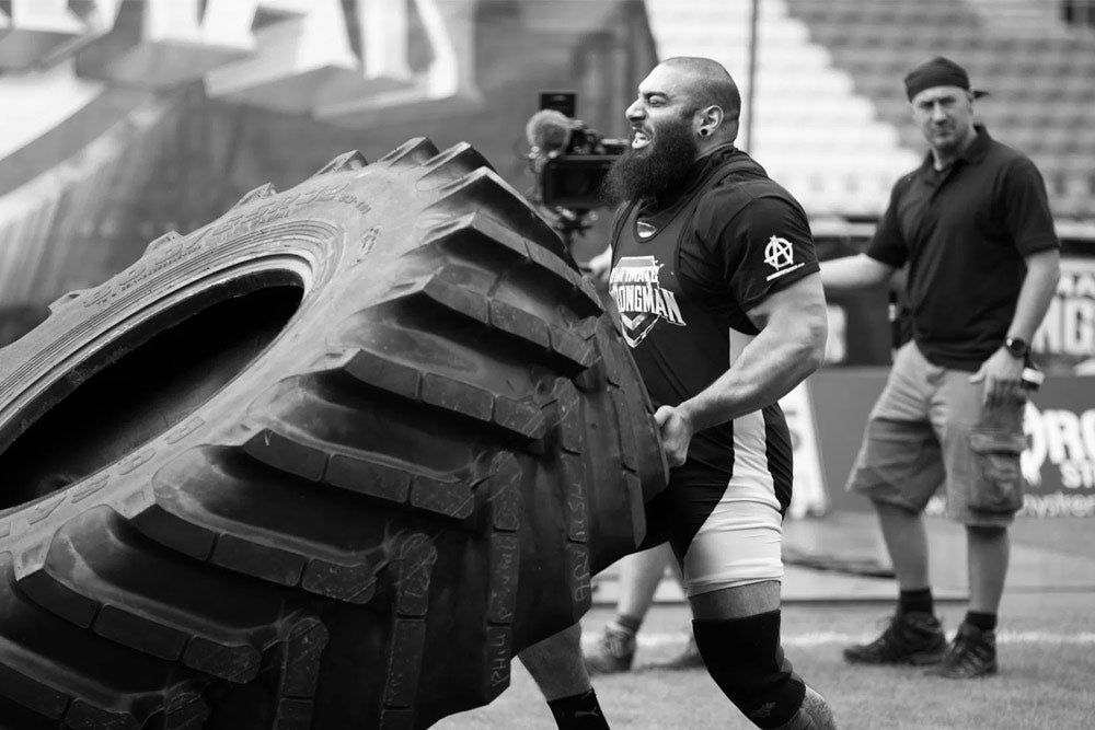 How to Use Oxygen for Strongman